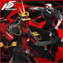 Persona 5 - Thanatos & Thanatos Picaro Set