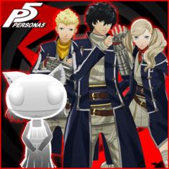 Persona 5 - Shin Megami Tensei IV Costume & BGM Special Set