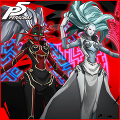 Persona 5 - Ariadne & Ariadne Picaro Set