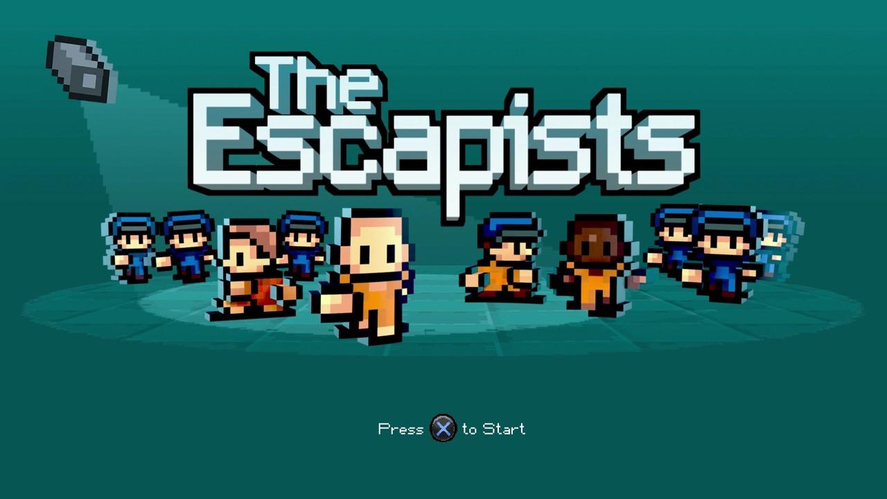 Скриншот №1 к The Escapists