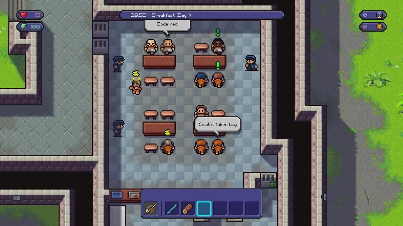 Скриншот №3 к The Escapists