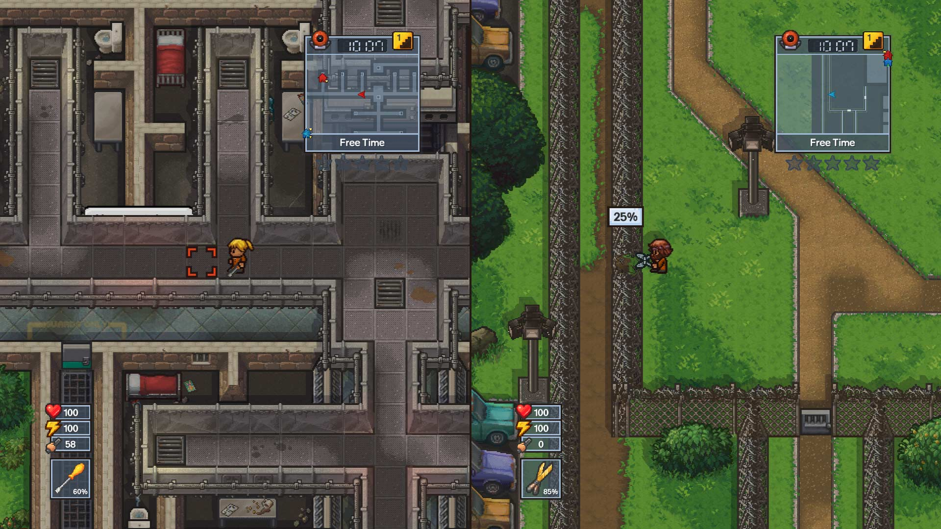 Скриншот №3 к The Escapists 2