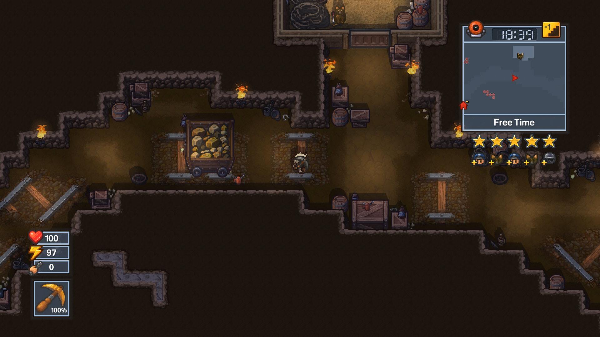 Скриншот №7 к The Escapists 2