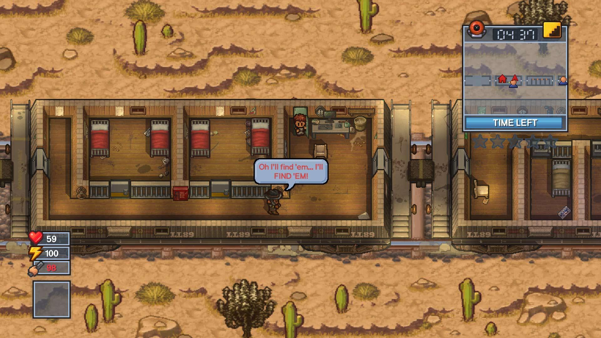 Скриншот №2 к The Escapists 2