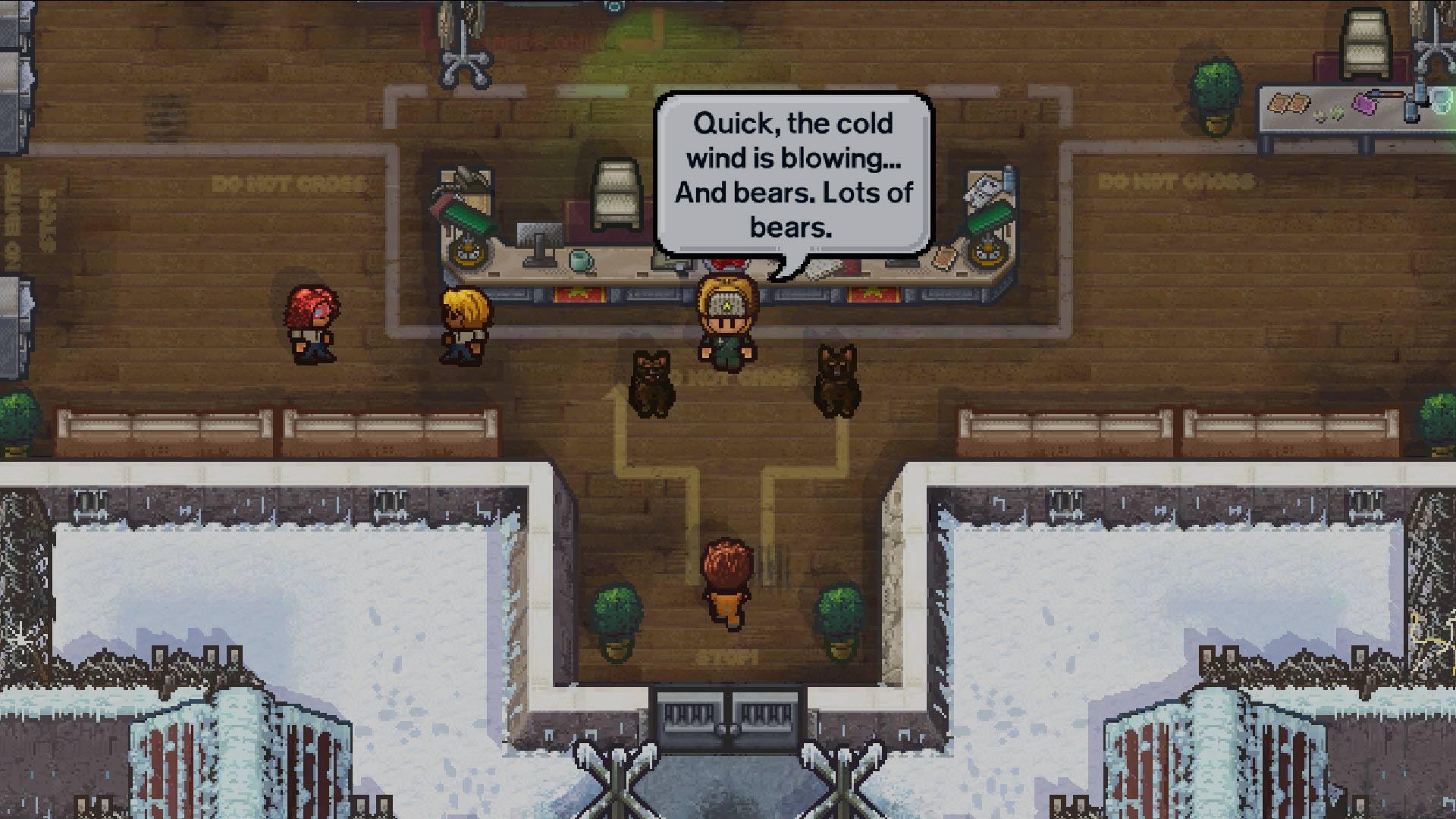 Скриншот №5 к The Escapists 2