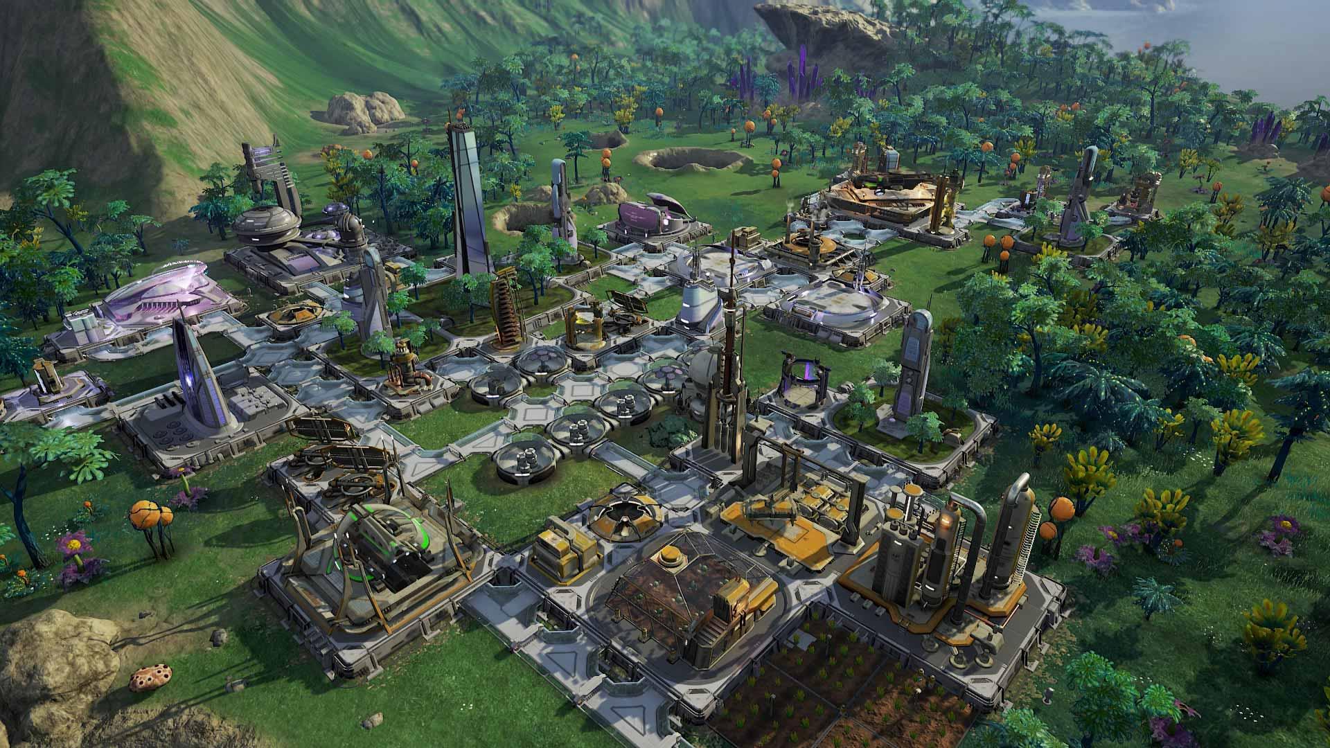 Скриншот №5 к Aven Colony