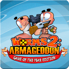 Worms™ 2: Armageddon Game of the Year