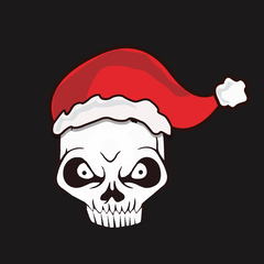 Avatar Christmas Skull Santa Hat for PS3 — buy cheaper in official ...