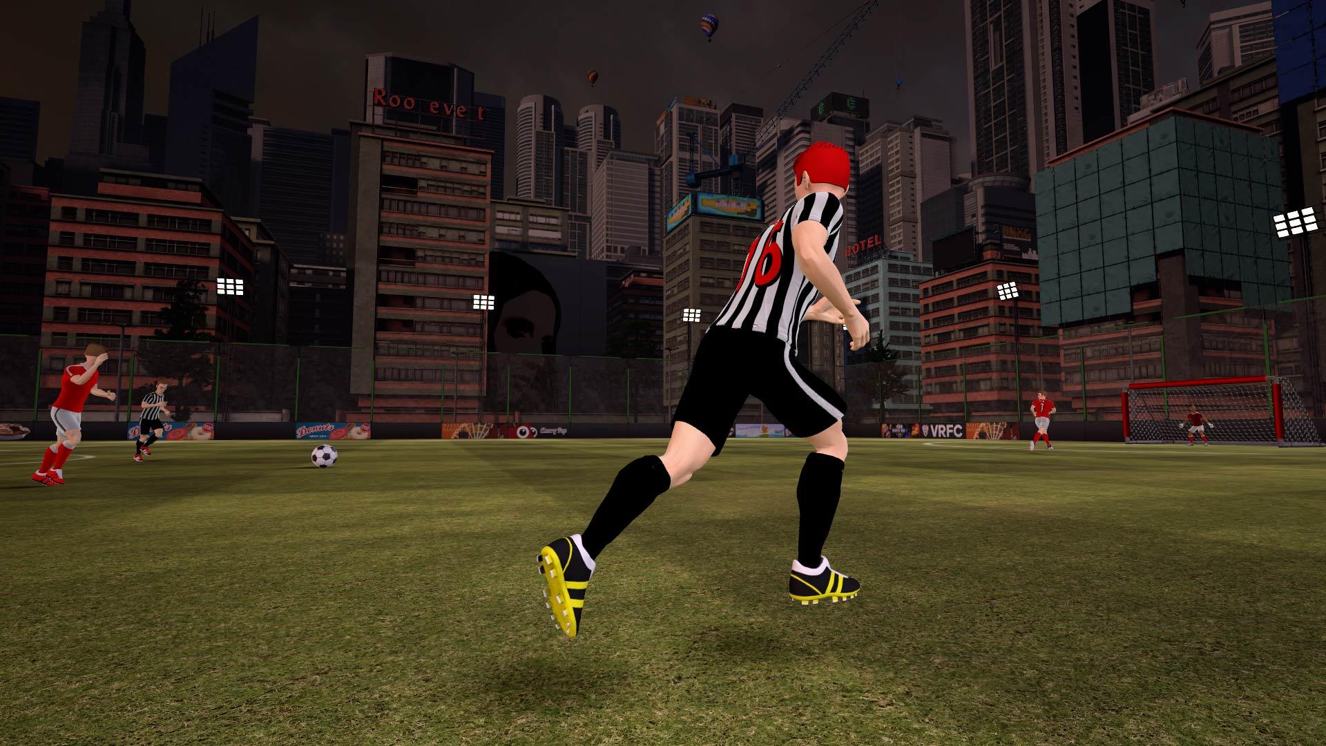 VRFC Club de fútbol de realidad virtual