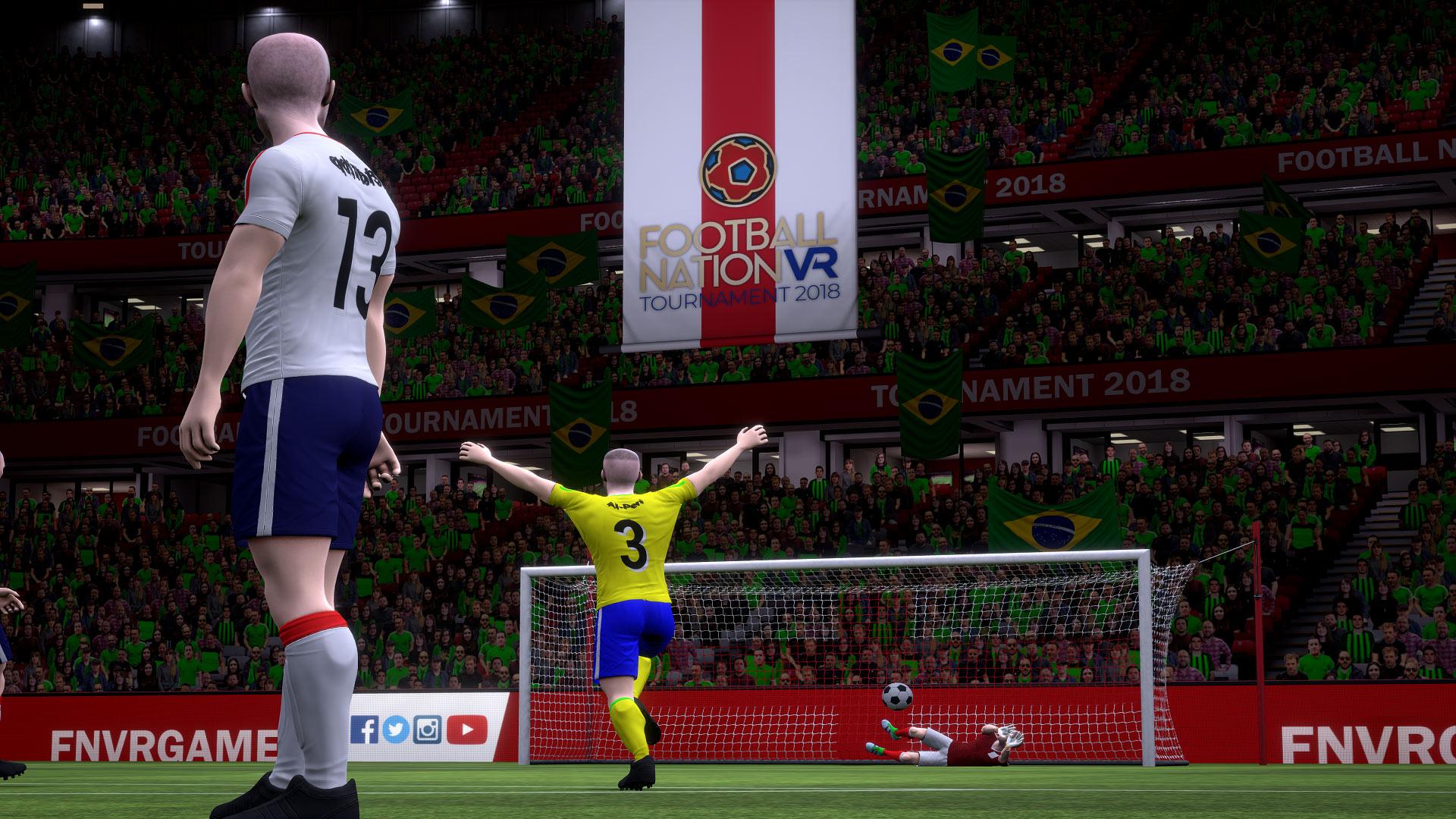 Football nation VR