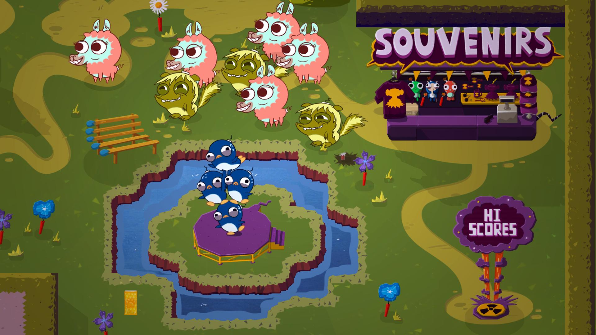 Скриншот №8 к Super Exploding Zoo!