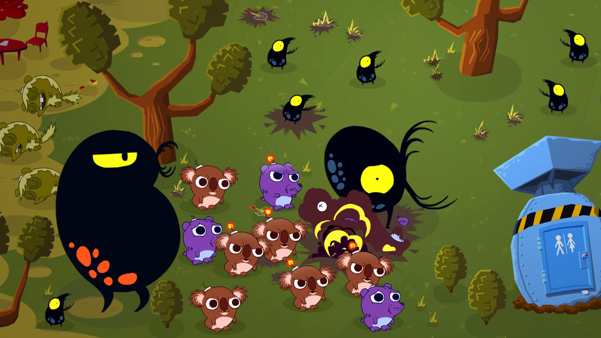 Скриншот №6 к Super Exploding Zoo!