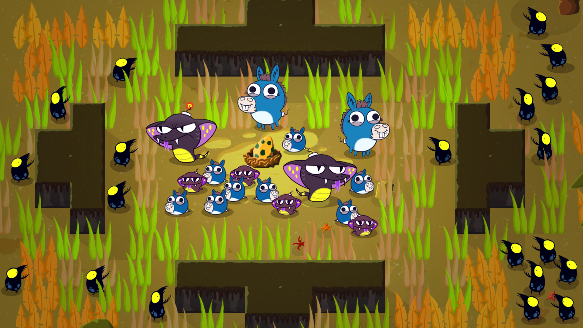 Скриншот №3 к Super Exploding Zoo!
