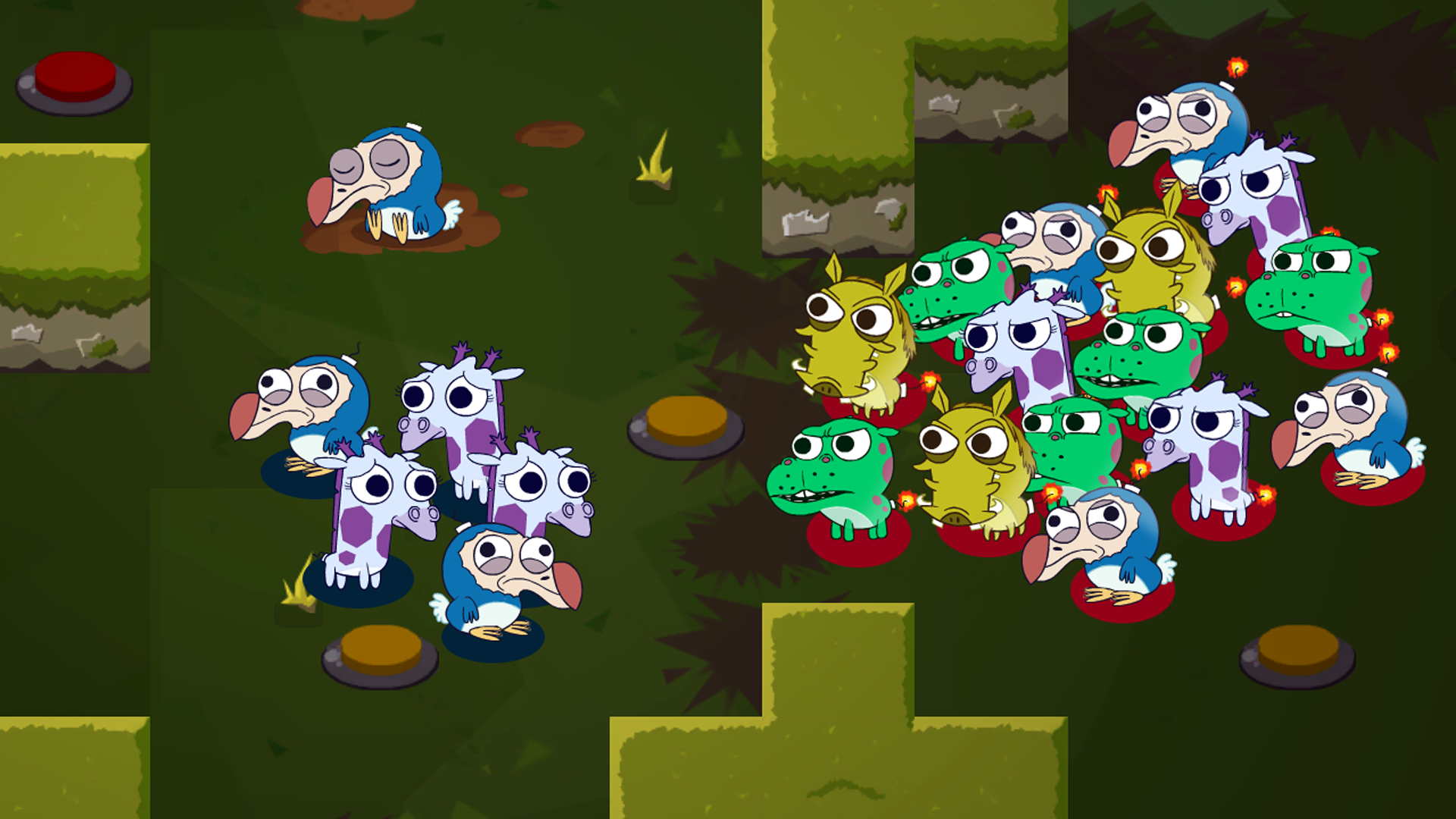Скриншот №9 к Super Exploding Zoo!