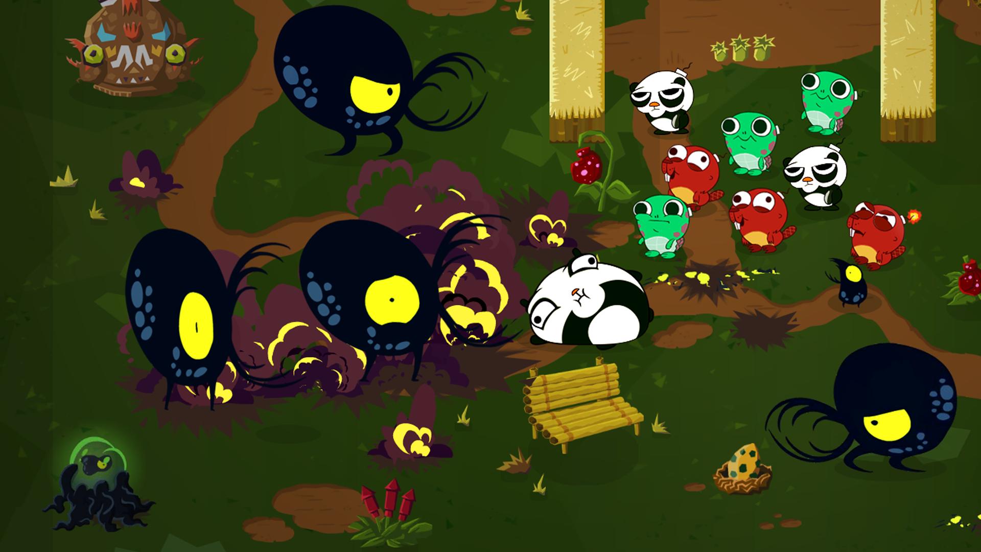 Скриншот №4 к Super Exploding Zoo!