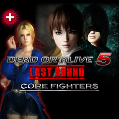 DOA5LR : Core Fighters + Helena