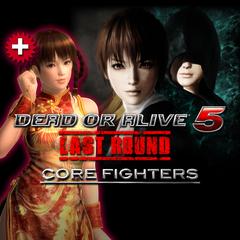 DOA5LR: Core Fighters + Leifang personaggio gratuito