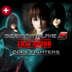 DOA5LR : Core Fighters + Phase 4