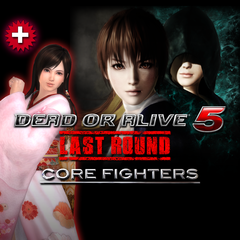 DOA5LR : Core Fighters + Kokoro