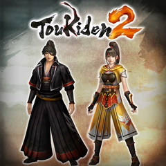 Toukiden 2: armadura fato Yamato/fato Reki