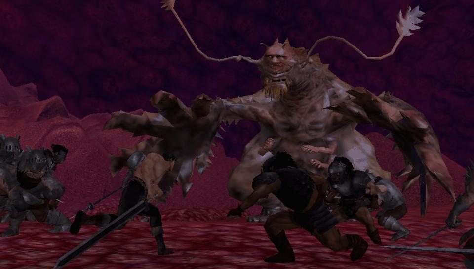 Скриншот №4 к Berserk and the Band of the Hawk