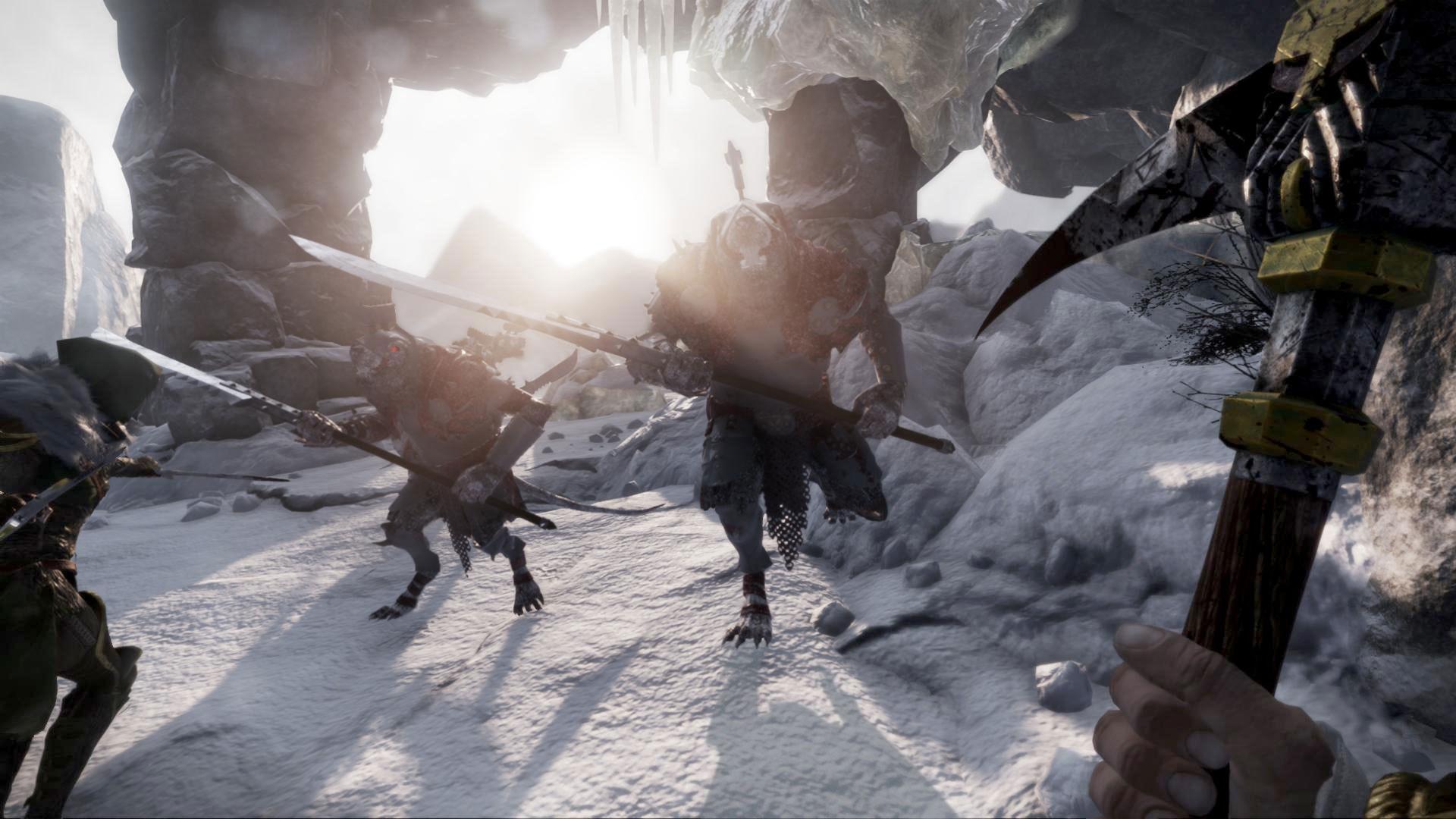 Скриншот №3 к Warhammer Vermintide - Complete Content Pack