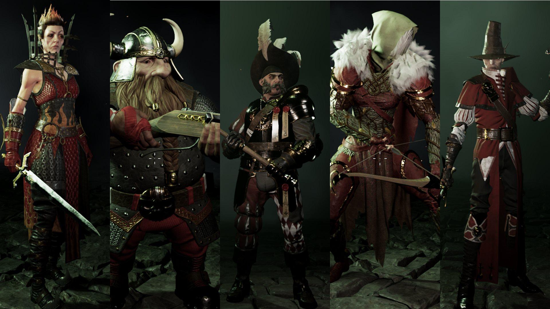 Скриншот №6 к Warhammer Vermintide - Complete Content Pack