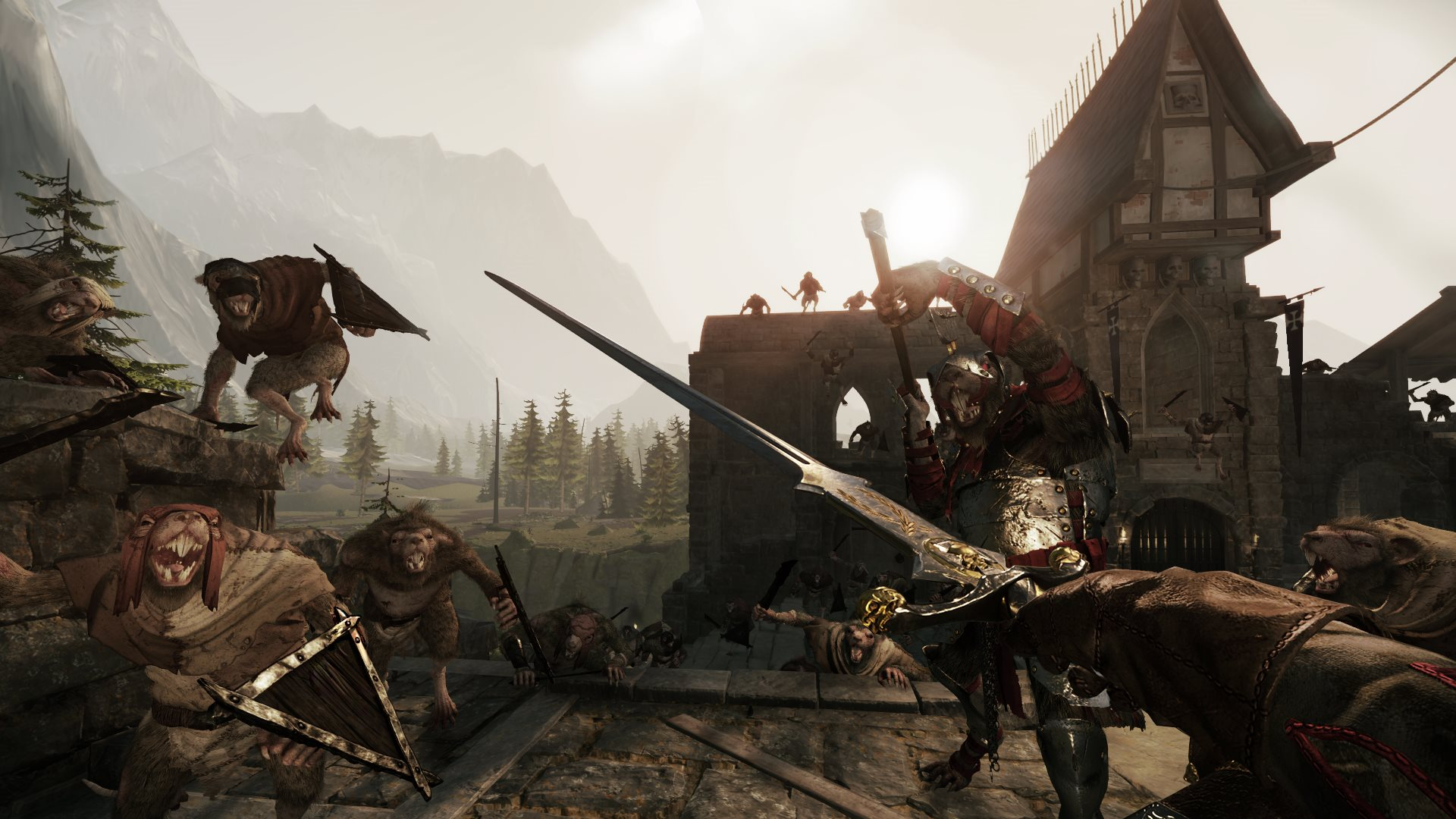 Скриншот №5 к Warhammer Vermintide - Complete Content Pack