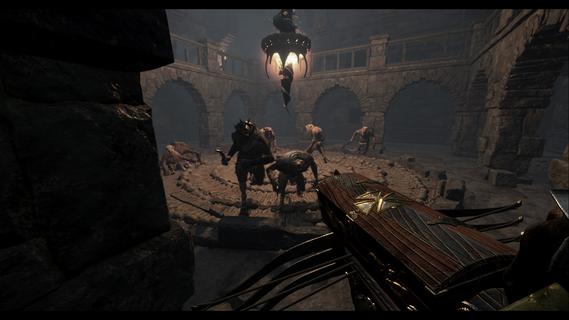 Скриншот №2 к Warhammer Vermintide - Complete Content Pack