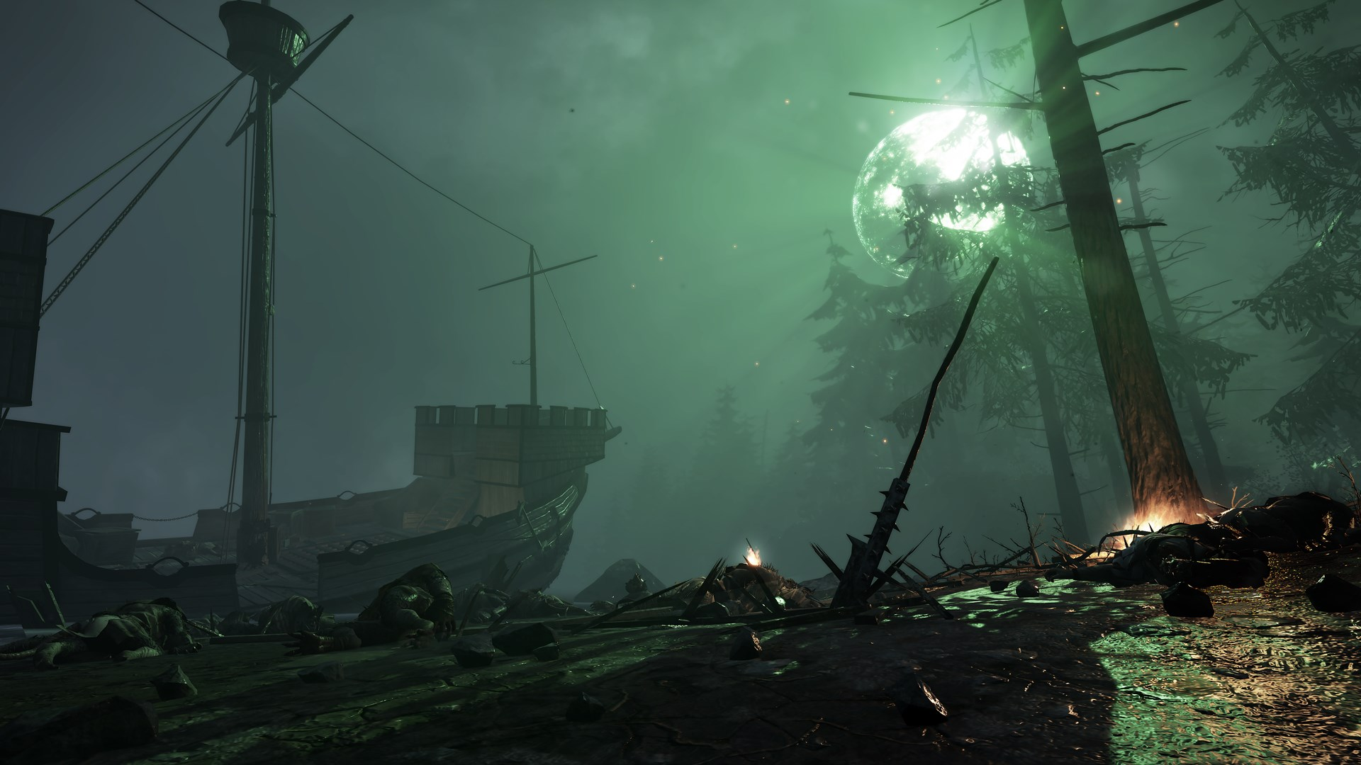 Скриншот №1 к Warhammer Vermintide - Complete Content Pack