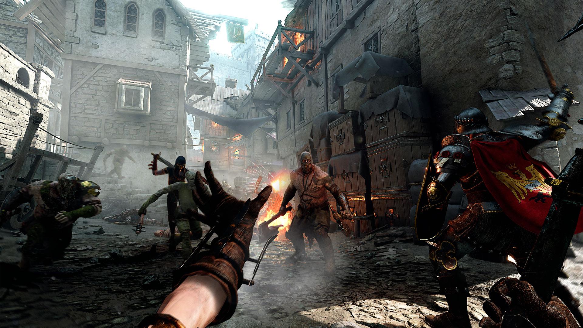 Скриншот №1 к Warhammer Vermintide 2 - Closed Beta