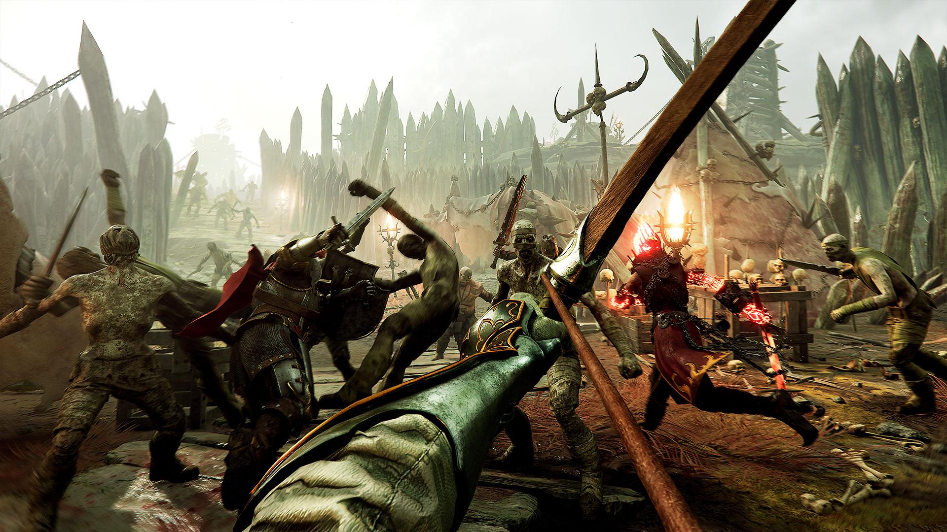 Скриншот №3 к Warhammer Vermintide 2 - Closed Beta