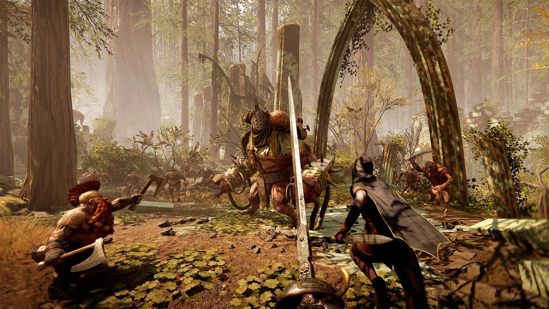 Скриншот №5 к Warhammer Vermintide 2 - Closed Beta