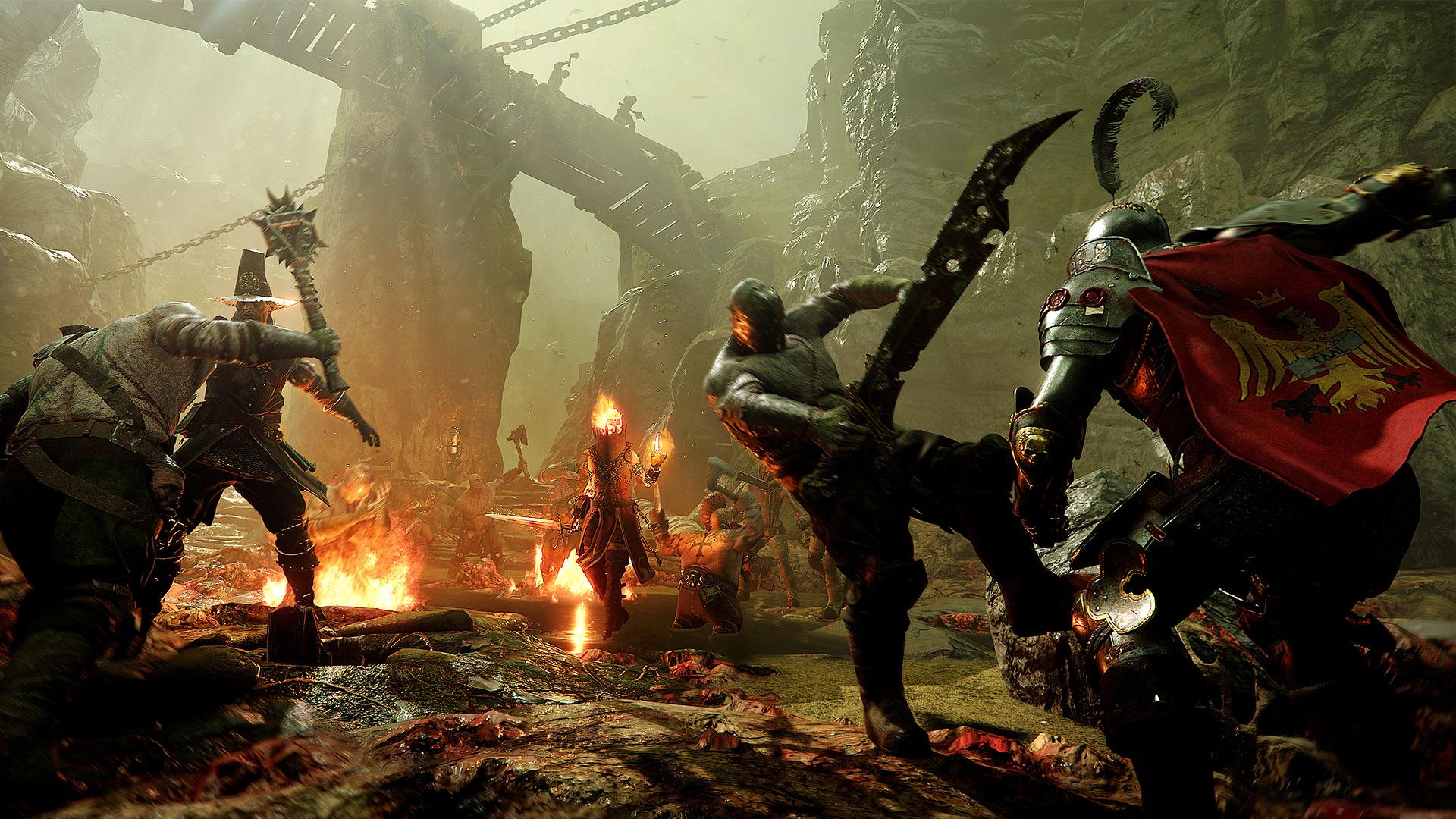 Скриншот №7 к Warhammer Vermintide 2 - Closed Beta