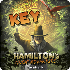 Jogo completo de Hamilton's Great Adventure
