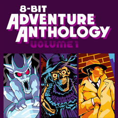 8-bit Adventure Anthology : Volume I