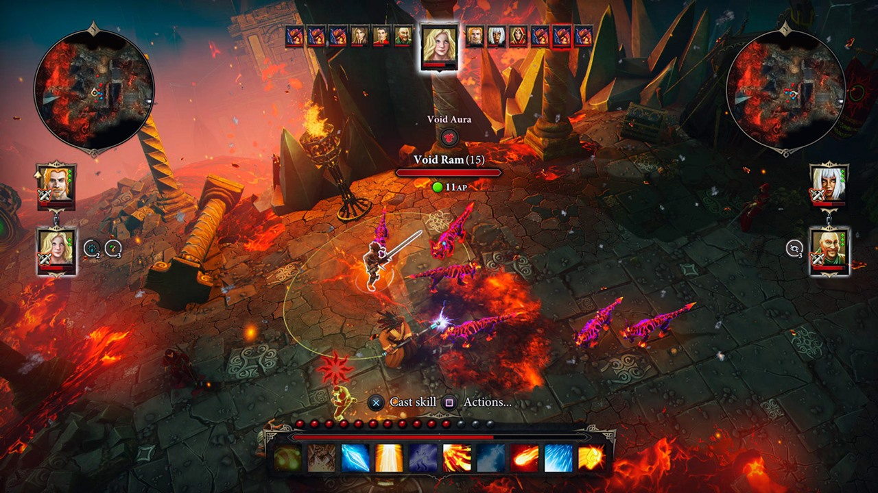 Скриншот №9 к DIVINITY ORIGINAL SIN - ENHANCED EDITION