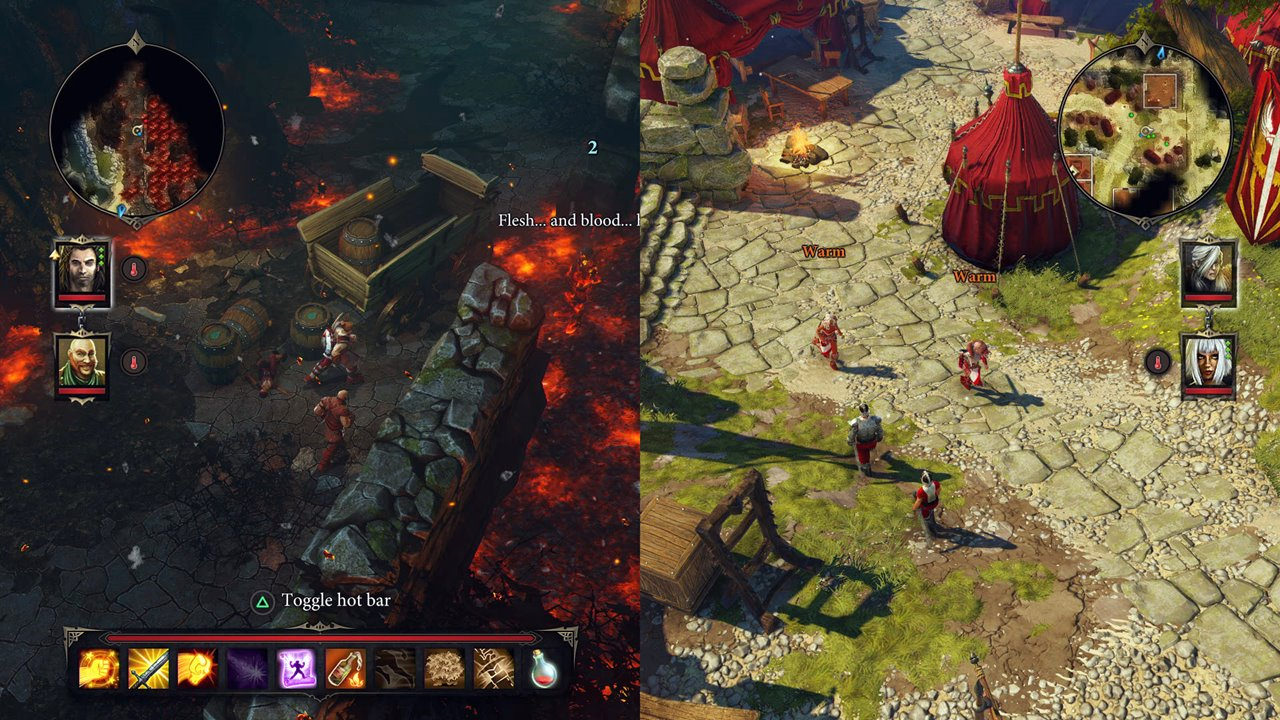 Скриншот №3 к DIVINITY ORIGINAL SIN - ENHANCED EDITION