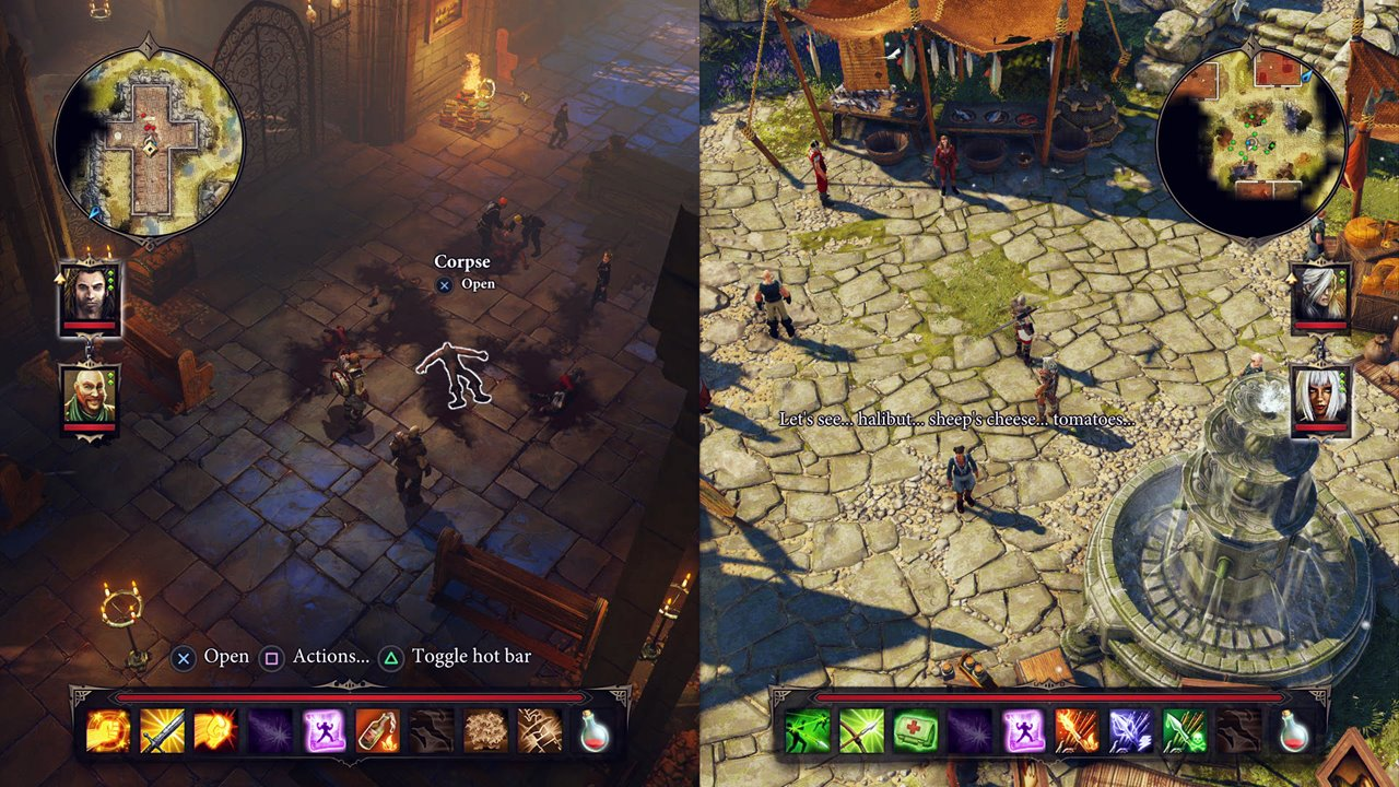 Скриншот №4 к DIVINITY ORIGINAL SIN - ENHANCED EDITION