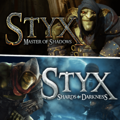 Styx : Master of Shadows + Styx : Shards of Darkness