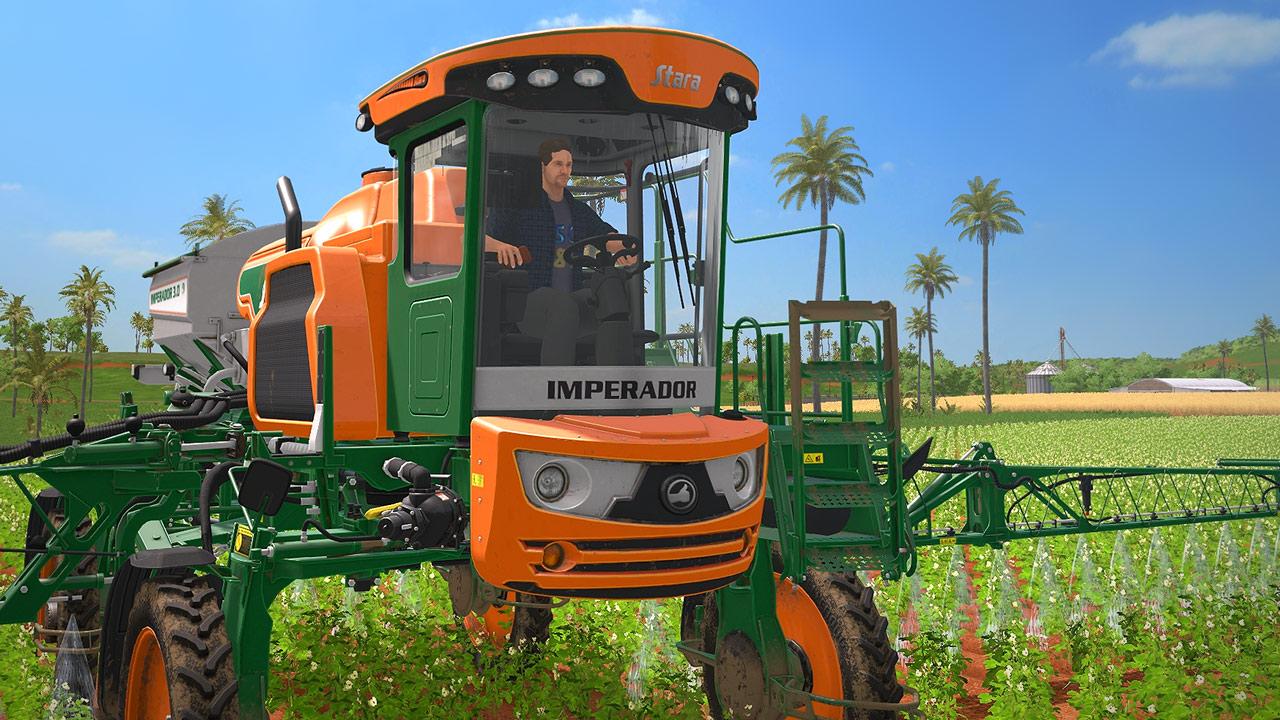 Farming Simulator 17 - Platinum Edition скриншот 4