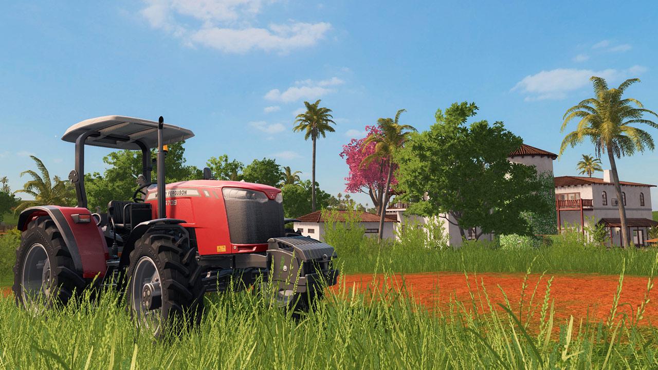 Farming Simulator 17 - Platinum Edition скриншот 2