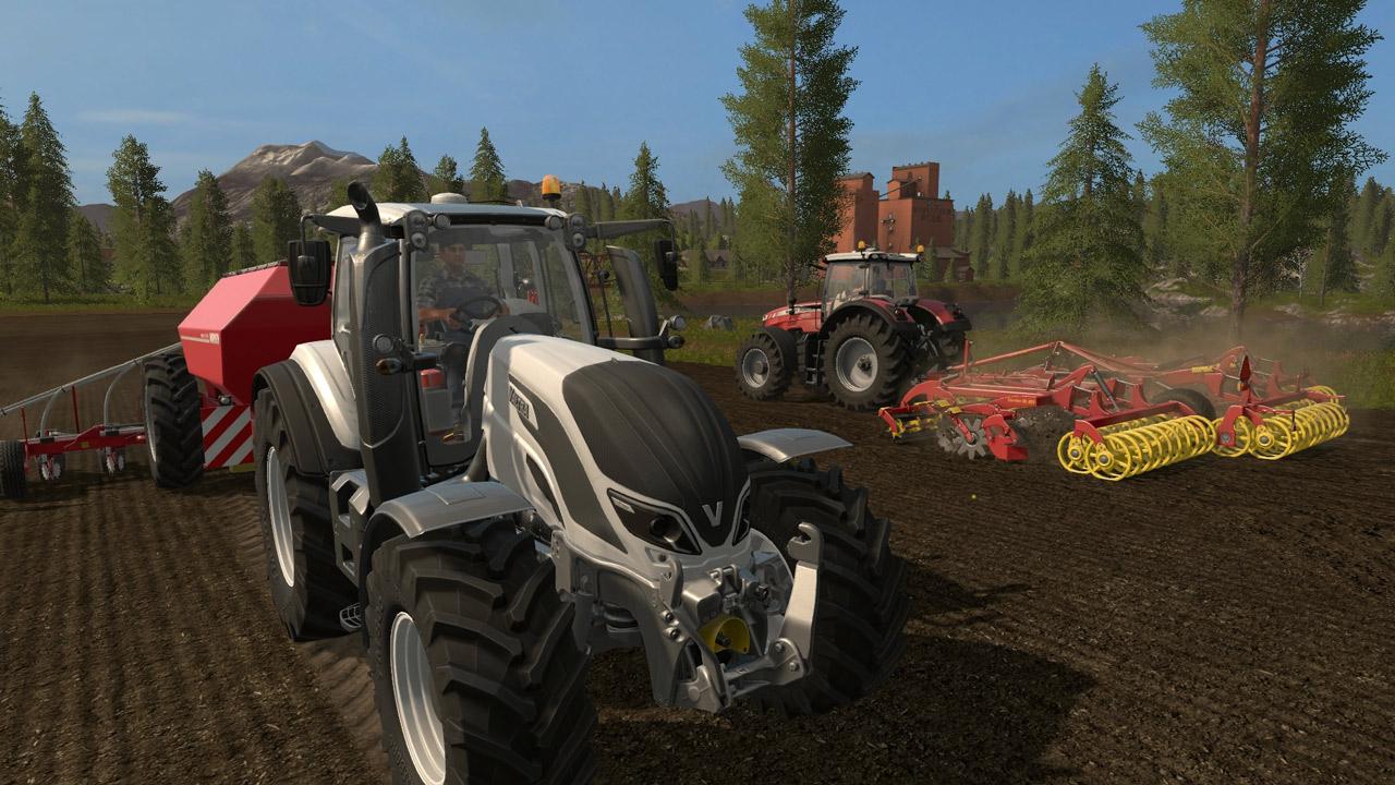 Farming Simulator 17 - Platinum Edition скриншот 1