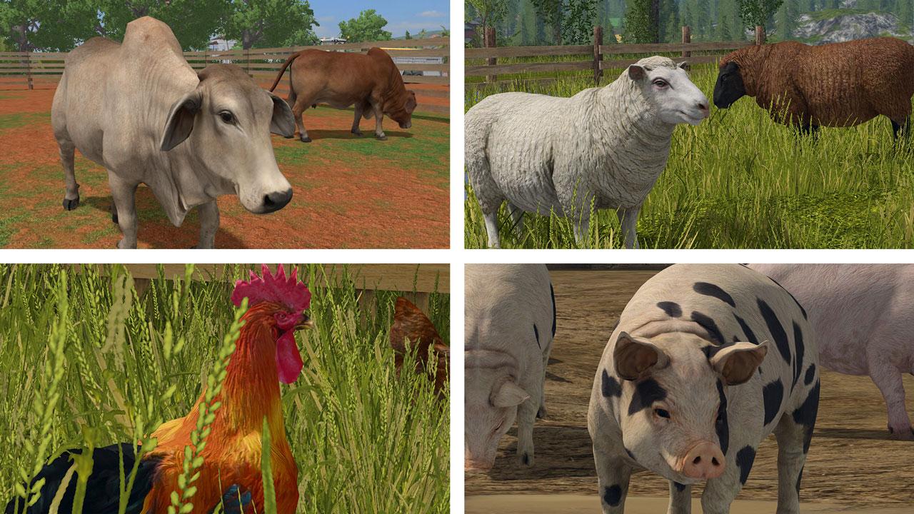 Farming Simulator 17 - Platinum Edition скриншот 5