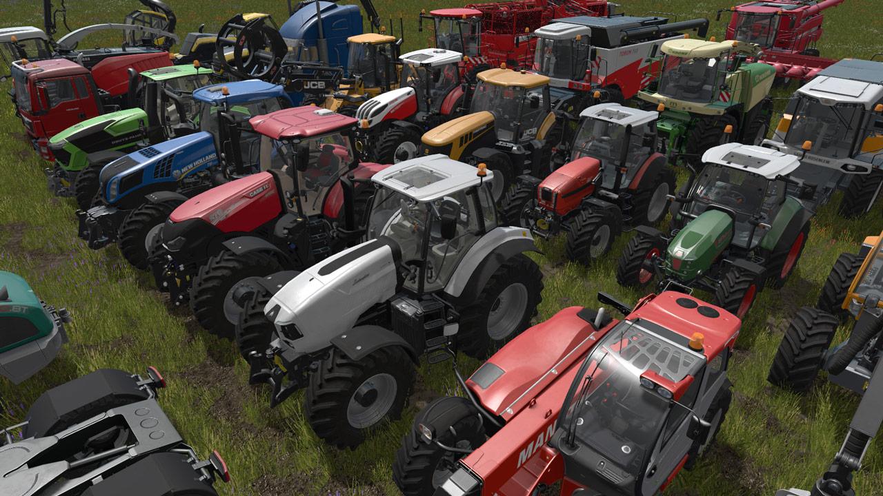 Farming Simulator 17 - Platinum Edition скриншот 3