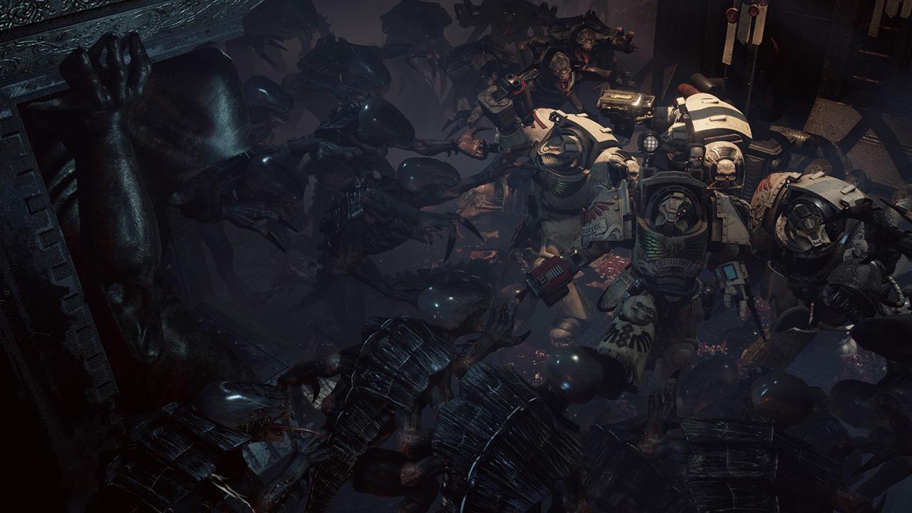 Space Hulk: Deathwing - Enhanced Edition скриншот 4