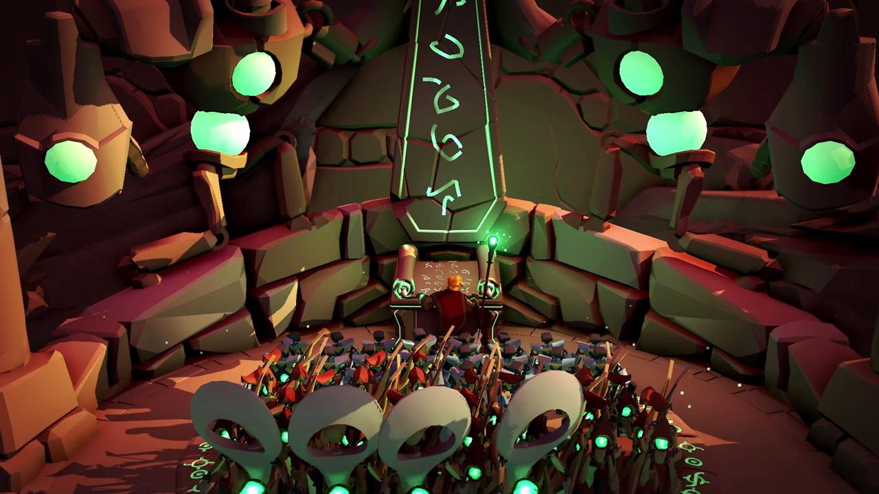 Скриншот №5 к Masters of Anima