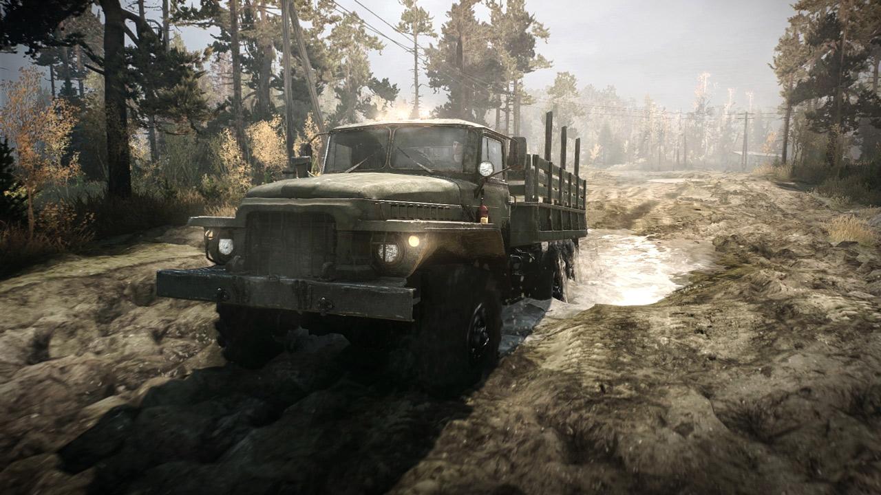 Скриншот №6 к MudRunner