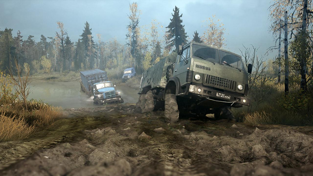 Скриншот №5 к MudRunner