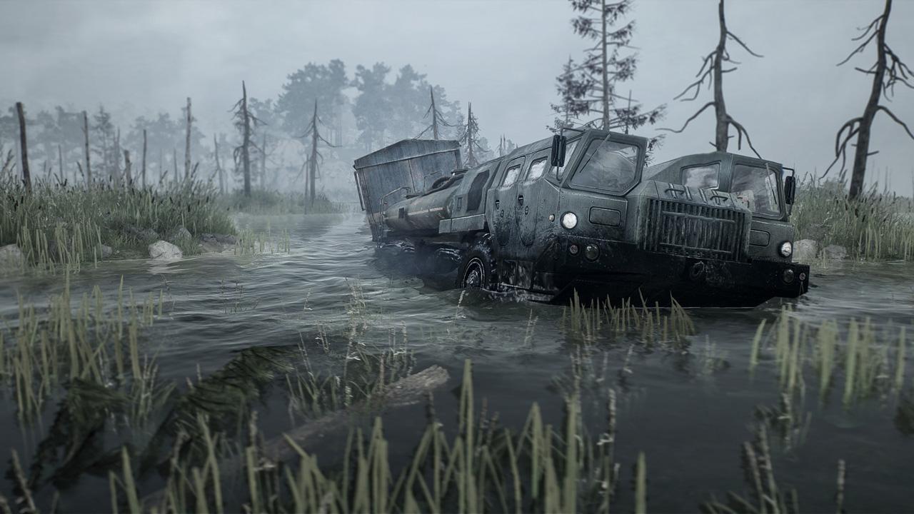 Скриншот №3 к MudRunner
